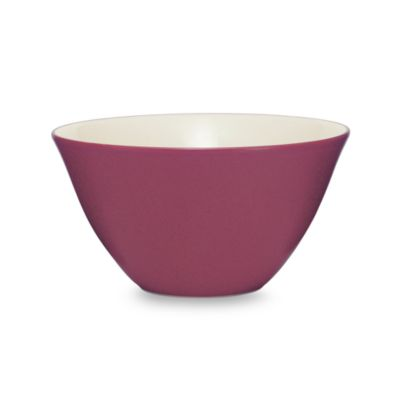 Noritake® Kona Burgundy 6-Ounce Multi-Bowl