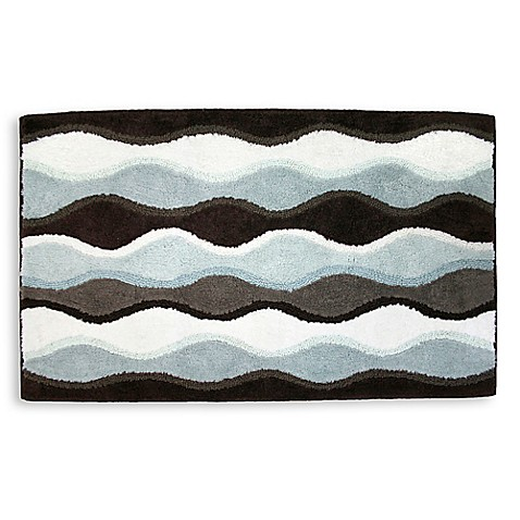 Ultra Spa By Park B Smith 24 Inch X 40 Magic Plush Ripple Bath Rugs Bed Beyond