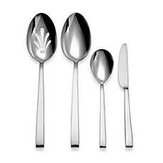 Reed and Barton Luxury Profile Flatware 4-Piece Hostess Set