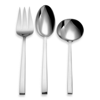 Reed & Barton® Luxury Profile Flatware 3-Piece Serving Set