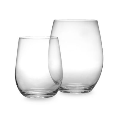 "Riedel® ""O"" Cabernet and Chardonnay Glasses in (Set of 8)"