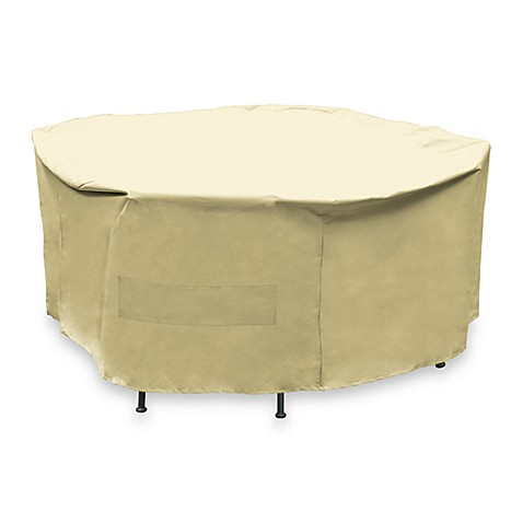 Buy Premium Round Patio Dining Set Cover From Bed Bath Beyond
