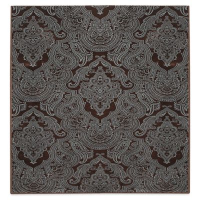 Kingston 96-Inch x 132-Inch Room Size Rug in Chocolate