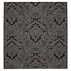 Croscill® Kingston 96-Inch x 132-Inch Room Size Rug in Chocolate