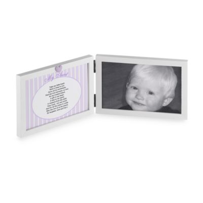 """My Aunt"" 4-Inch x 6-Inch Photo Frame"