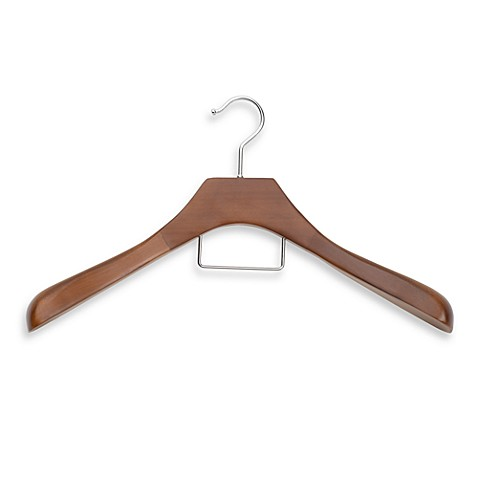 Real Suit Coat Hanger