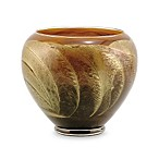 Esque Terracotta 5 1/2-Inch Globe Candle