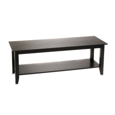 American Heritage Coffee Table in Black