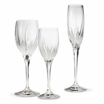 Mikasa® Flame D'Amore 6-Ounce Crystal Wine Glass