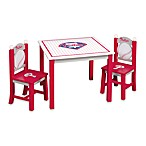 Major League Baseball Phillies Table and Chairs Set