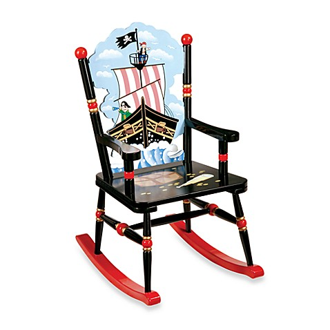 Rocking Chair in Pirate