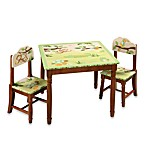 Guidecraft Papagayo Table and Chair Set