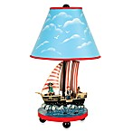 Guidecraft Table Lamp in Pirate