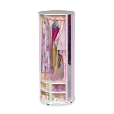 Pastel Dress-Up Carousel