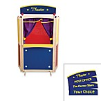 Center Stage Tabletop Puppet Theater