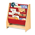 Canvas Shelf Book Display