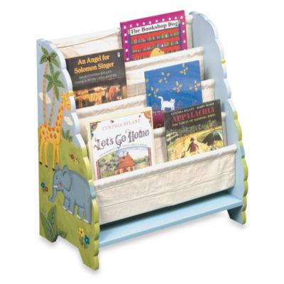 Guidecraft Safari Book Display