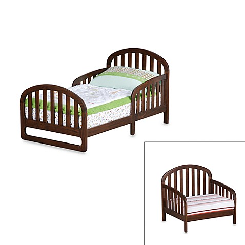 Simmons® Slumbertime 2-in-1 Urban Convertible Toddler Bed - Espresso