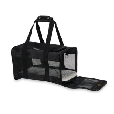 Sherpa® Original Deluxe Black Pet Carrier