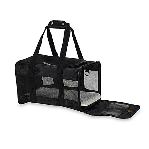 Sherpa® Original Deluxe Pet Carrier in Black