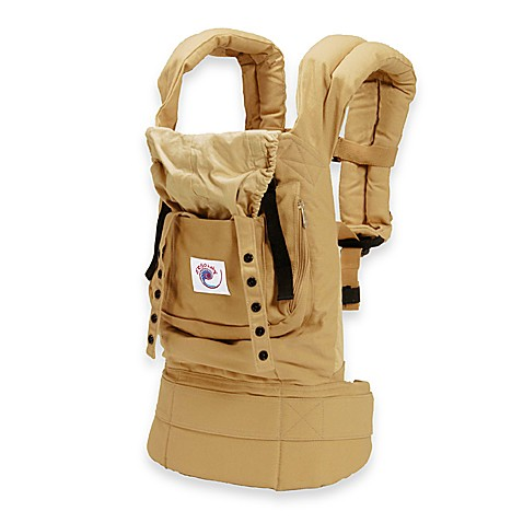 ERGObaby® Camel Baby Carrier