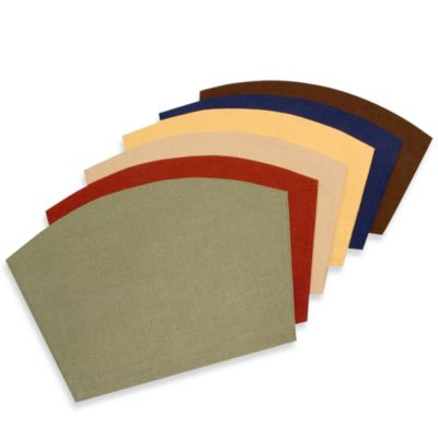 Solid Color Fabric Placemats