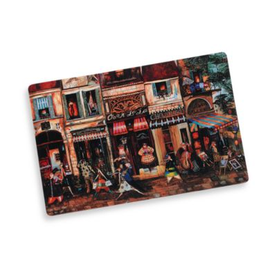 Petit Paris Offset Placemat