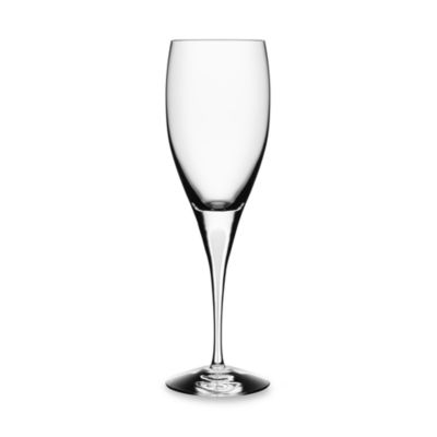Orrefors Intermezzo Satin 5 3/4-Ounce White Wine Glass