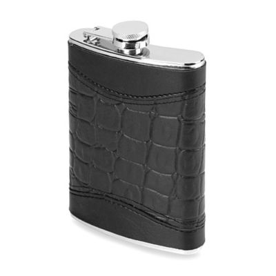 Oenophilia 8-Ounce Alligator Flask
