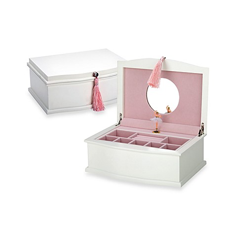 Reed & Barton® Musical Ballerina Jewelry Chest