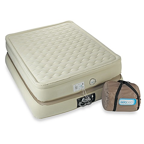 AeroBed® Raised Mattress Pillowtop