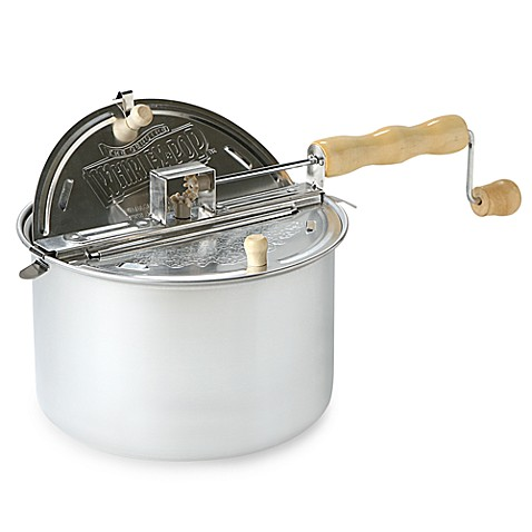 Wabash Valley Farms™ The Original Whirley Pop™ Stovetop Popcorn Popper