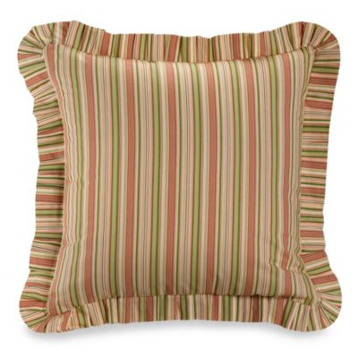 Fiji Striped European Sham