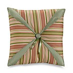 Fiji 12-Inch x 12-Inch Square Toss Pillow