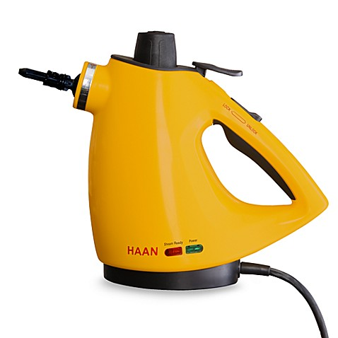 HAAN Deluxe Personal Sanitizing Steam Cleaner with Complete Accessory Package