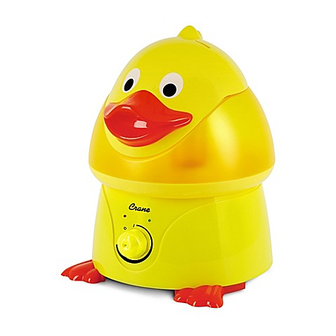 Crane Ultrasonic Cool Mist Duck Humidifier
