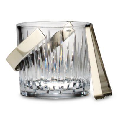 Reed & Barton® Soho Ice Bucket with Tongs