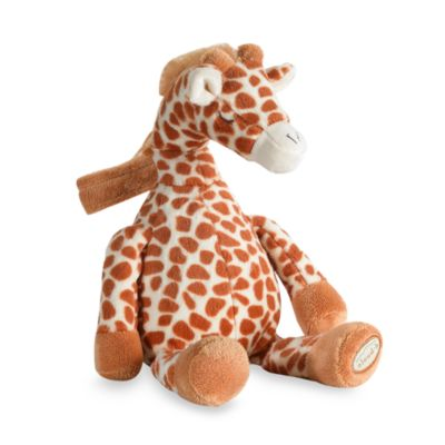 Soothing Sounds Gentle Giraffe On the Go™ Stuffed Animal by cloud b