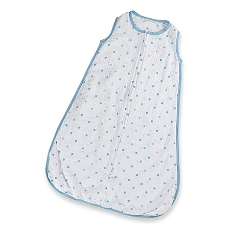 "Aden + Anais ""Oh, Boy"" Muslin Sleeping Bag - Extra Large"