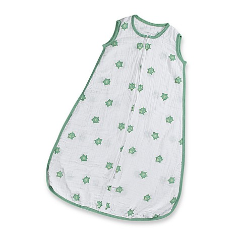 "Aden + Anais ""Mod Turtle"" Muslin Sleeping Bag - Extra Large"