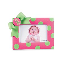 Mud Pie® 4-Inch x 6-Inch Letter Photo Frame