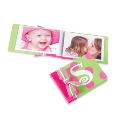 "Mud Pie™ Letter ""O"" Photo Album"