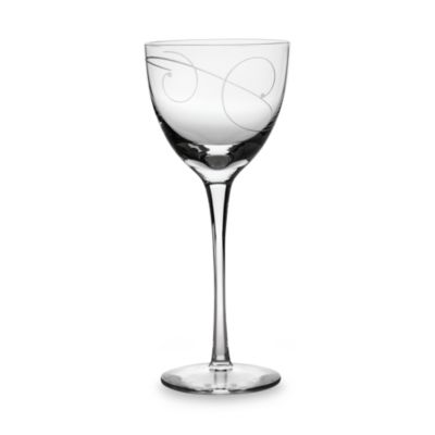 Noritake® Eternal Wave Crystal 8-Ounce Wine Glass