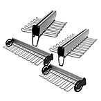 John Louis Home Tie and Belt Rack
