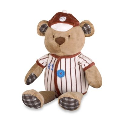 Sports Fan Plush Bear