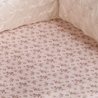 CoCaLo™ 100% Cotton Daniella Crib Sheet