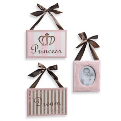 CoCaLo™ Daniella 3-Piece Wall Art