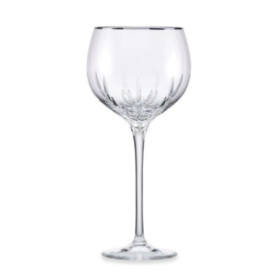 Lenox® Firelight® Platinum 12-Ounce Large Balloon Wine
