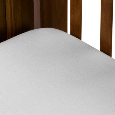 TL Care® Cotton Flannel Crib Sheet in Ecru