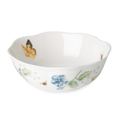 Lenox® Butterfly Meadow® 6-1/4-Inch All Purpose Bowl